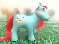 My Little Pony G1 Cherry Sweet Cookery Vintage Toy Hasbro 1984 UK/Euro MLP *