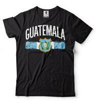 Guatemala Shirt Guatemala Mens Unisex style tee shirt Heritage Shirt Guatemala T