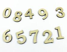 Plaques, panneaux et enseignes chiffres, lettres pour la décoration de la cuisine