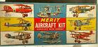 Merit D.H.2 Biplane Model Aircraft Kit Vintage 1950's