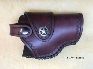 Bond Arms Made to Order Leather Cross-Draw Driving Holster