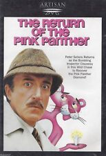 The Return of the Pink Panther (Widescreen DVD, 1999)