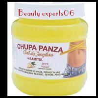 CHUPA PANZA Gel JENGIBRE + BAMITOL+ QUEMADOR D GRASA ginger WEIGHT LOSS ORIGINAL