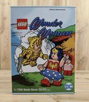 Mint! LEGO DC Fandome Wonder Woman vs Cheetah Set 77906 Exclusive SDCC NEW 2020
