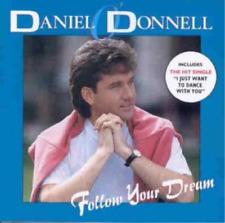 Daniel O'donnell Follow Your Dream CD 14 Track UK Ritz 1992