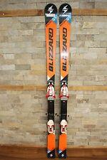 Blizzard Racing GS 149 cm Ski + Marker EPS10 Bindings