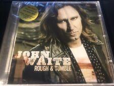 """John Waite (The Babys) """"Rough & Tumble"""" IMPORT cd SEALED UNPLAYED!"""