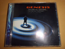 GENESIS Calling All Stations Rock CD Album 11 Tracks NEUWERTIG!!!