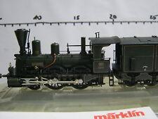 Digital Märklin HO 3797 Dampf Lok BR B VI Murnau KBaySts (RG/RE/012-155S7/2)