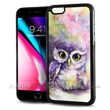 ( For iPhone 4 / 4S ) Back Case Cover AJH11469 Owl