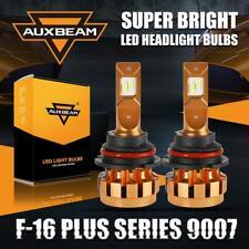 AUXBEAM 70W 7000LM 9007 LED Headlight 6000K for Dodge Ram 1500 2500 3500 03-05