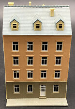 Pola N Scale 4 Story City Apartment Building W.Germany  Assembled Vintage RARE