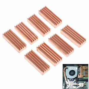 Memory Cooler RAM Heatsink Pure Copper Radiator S kE