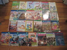 Lot 25 Level 2 DK READERS I Can Read STEP INTO READING Ready-to-Read Books