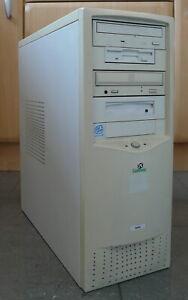 GATEWAY 500 TA Pentium3 500MHz/512MB RAM/40GB HDD/SERIAL/ISA SLOT/WIN 98 VINTAGE