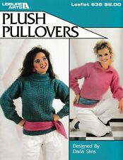 Plush Pullovers | Leisure Arts 636