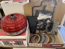 Ford 4R100 7.3L Diesel Deluxe Transmission Rebuild Kit 1998-O4 W/Converter