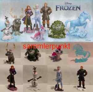 NEU***EINZELFIGUR + BPZ Ihrer Wahl aus Die Eiskönigin 2 (Frozen)***NEU