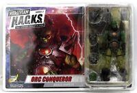 Vitruvian H.A.C.K.S. 200104 Orc Conqueror (Savage Warrior) Boss Fight Studio NIB