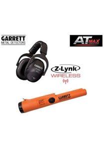 Garrett MS-3 Wireless Z-Lynk Kit With AT Pointer Z-Lynk
