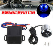 Starterknopf Motorstartknopf Auto Car Engine Button Start Kit LED 12V Universal