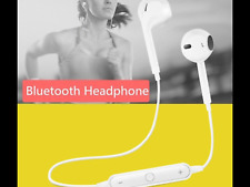 Bluetooth earphones with charger and clip mobile phone smartphones gift present