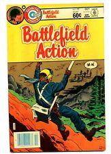 Battlefield Action #77    Charlton 1982