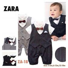 Zara - Baby Boy Tuxedo or Formal Attire - Best for Pictorial, Party or Gift