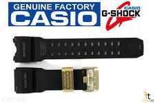 CASIO G-SHOCK Mudmaster MUD RESIST GWG-1000GB Original Black Rubber Watch Band