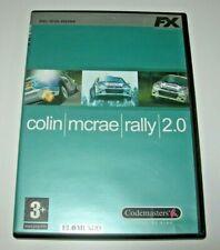 Colin McRae Rally 2.0 PC (Edición española muy buen estado)