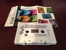 "ELVIS PRESLEY K7 "" The Million Dollar Quartet "" RCA Usa"