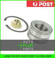 Fits LAND ROVER DISCOVERY III Rear Wheel Bearing Repair Kit