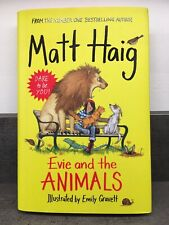 Evie And The Animals By Matt Haig, Hardback Book, Brand New & Unused