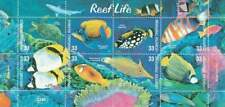 Marshall Islands postfris 2000 MNH sheet 1394-1401 - Vissen / Fish (X119)
