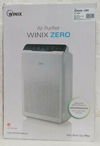 Winix ZERO Air Purifier with 4 Stage Filtration AZBU330-HWB