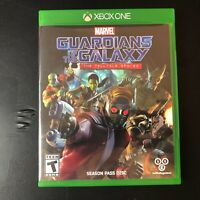 Marvel's Guardians of the Galaxy Video Game (Xbox One, 2017) Used & Tested