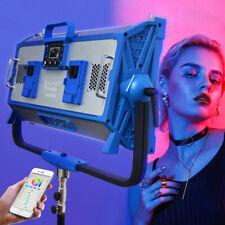 95RA AI-3000C RGBW Color Panel LED Light Soft Lamp APP For Film Studio Concert
