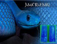 "2 Blue Snake Juma .250"" Scales 6.0"" x 2.0"" - Knife Handle Material"