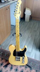 G&L asat tribute classic, butterscotch blonde, new this year