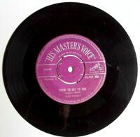 "ELVIS PRESLEY LAWDY MISS CLAWDY / TRYING TO GET TO YOU 7"" Vinyl HMV 45 POP 408"