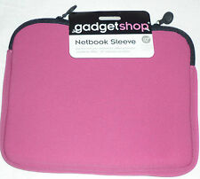 "GADGET SHOP NETBOOK SLEEVE 10"" SUITABLE FOR iPADS, TABLETS"