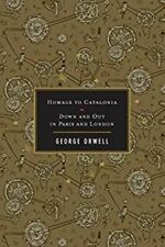 Homage to Catalonia / Down and Out in Paris and London (2 Works) by Orwell Ge…