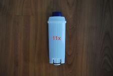 11 unidades Machina delonghi cartucho de filtro filtro de agua filtro dls c002 ser 3017