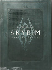 Livre The Elder Scroll SKYRIM Légendaire Edition - En Anglais