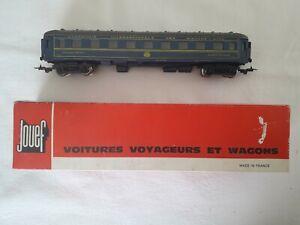 Jouef HO - Compagnie Inter Wagons Lits - Réf : 5620 - longueur 23 cm