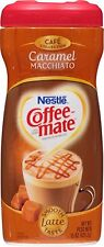 Nestle Coffee Mate Caramel Macchiato Powdered Creamer (15 oz) 2 Pack