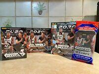 2020 Prizm Draft Picks Basketball MEGA BLASTER BOX CELLO PACKS EDWARDS BALL NBA