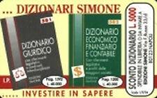 private - Dizionari Simone n°160 -NUOVA