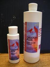 Morning Bird's-  Liquid Calcium Plus- for all birds 8 oz.