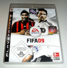 FIFA 09 (PlayStation 3) DEUTSCH 2009 Fußball